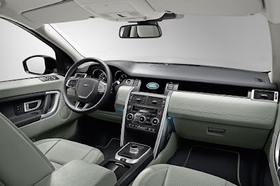 Đánh giá toàn diện về xe Land Rover Discovery Sport 2015