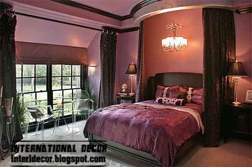 Pink Bedroom Paint Color Schemes 500 x 332