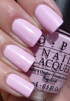 Mod About You, OPI, swatch