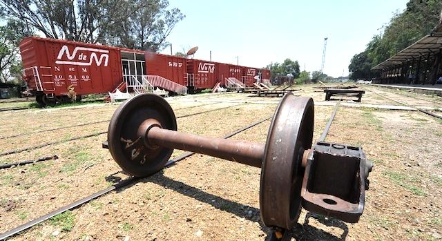 Museo del Ferrocarril Mexicano