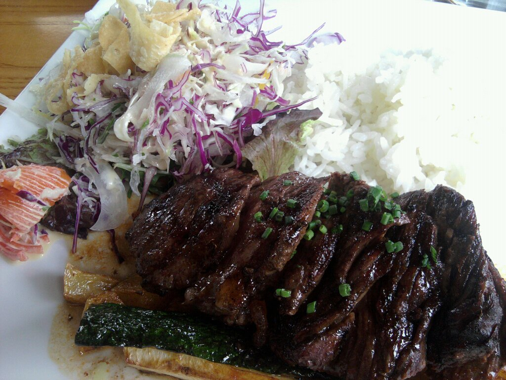 Foodie Album Muramoto Hanger Steak