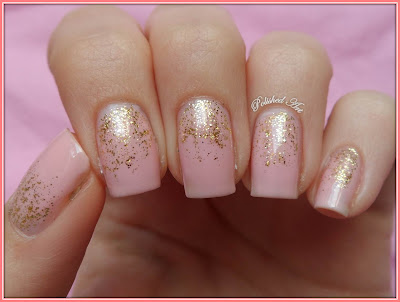 Subtle-reverse-glitter-gradient-with-Nails-Inc-Elizabeth-Street-Barry-M-Gold-Glitter