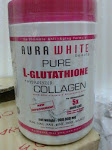 Aurawhite Pure L-Glutathione 900000mg
