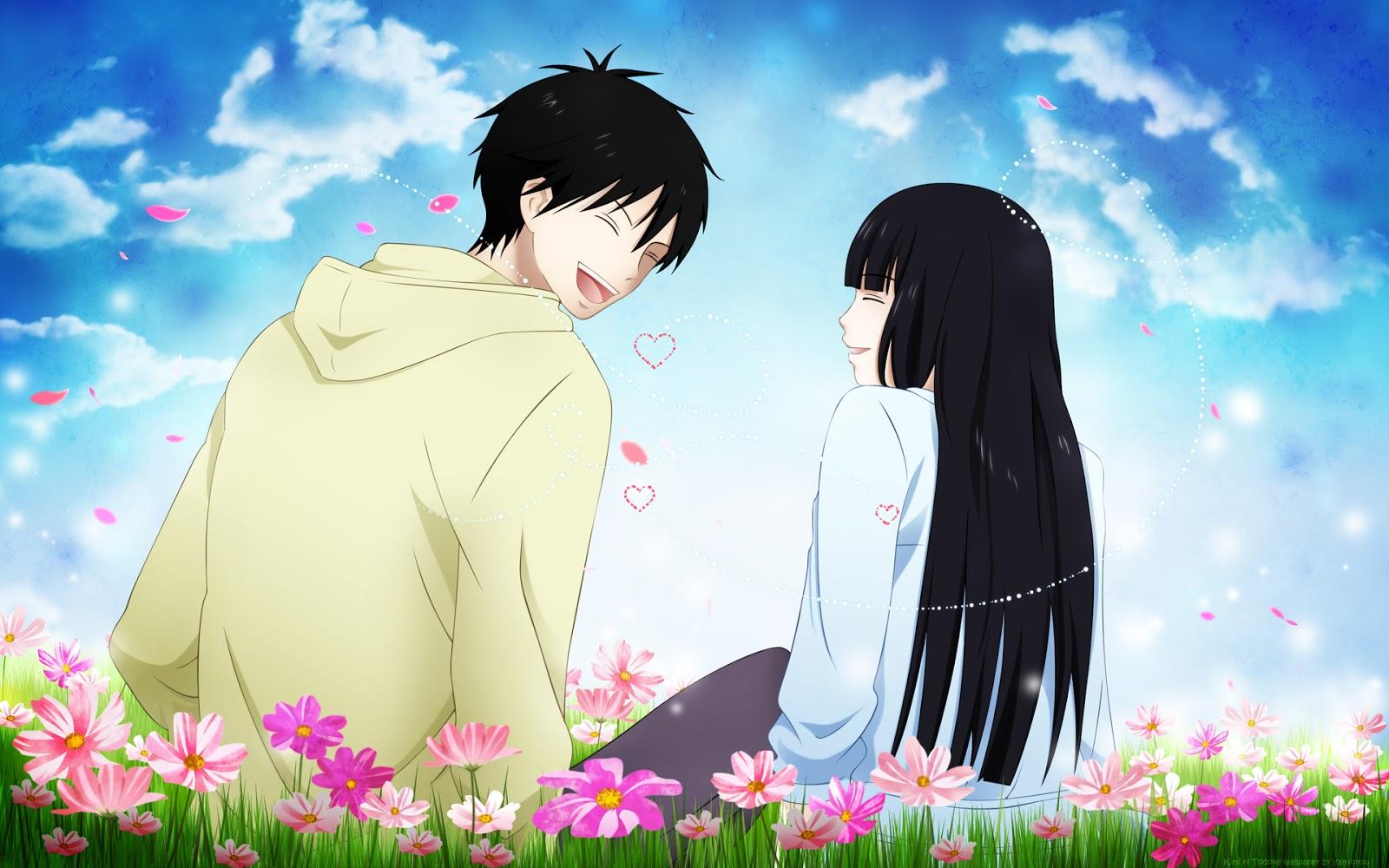 40 Anime Romance Terbaik