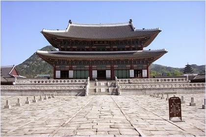Gyeongbokgung Palace @ www.wikipedia.org