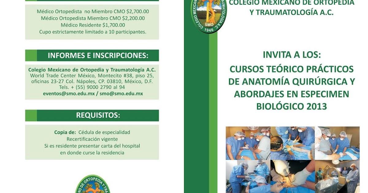Colegio mexicano de ortopedia y traumatolog a artrogriposis for W de porter ortopedia