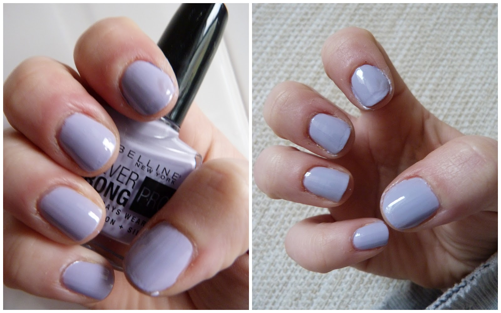 Maybelline Forever Strong Pro - Lilac Charm - Charmed I'm ...