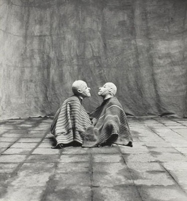 http://kvetchlandia.tumblr.com/post/90742421743/irving-penn-two-men-in-white-masks-cuzco