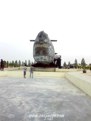 lokasi muzium kapal selam,melaka