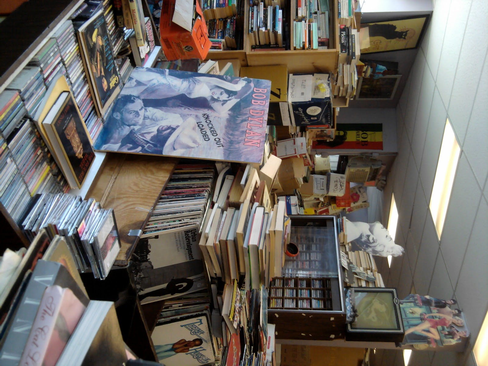 Record Store Trip - Diskovery