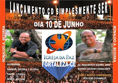 Igreja da Paz em Fortaleza - Ceará