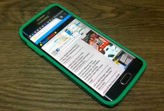 2015 Samsung Smartphone Sales