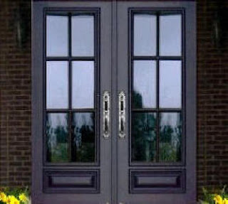 double doors