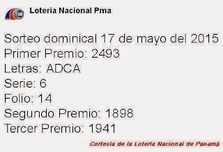 resultados-sorteo-domingo-17-de-mayo-2015-loteria-nacional-de-panama