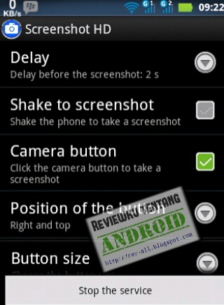 Tampilan utama aplikasi Screenshot HD_1.0.6 - aplikasi untuk screenshot layar android yang tidak ada fasilitas bawaan tangkap layar - root (rev-all.blogspot.com)