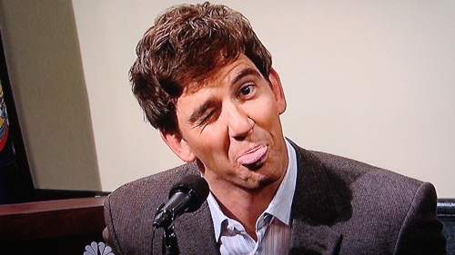 eli manning saturday night live
