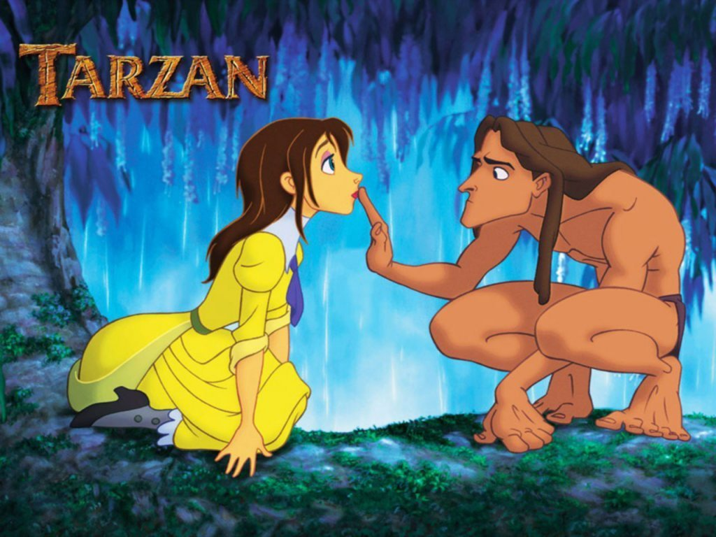 Tarzan, Lord of the Jungle - Wikipedia