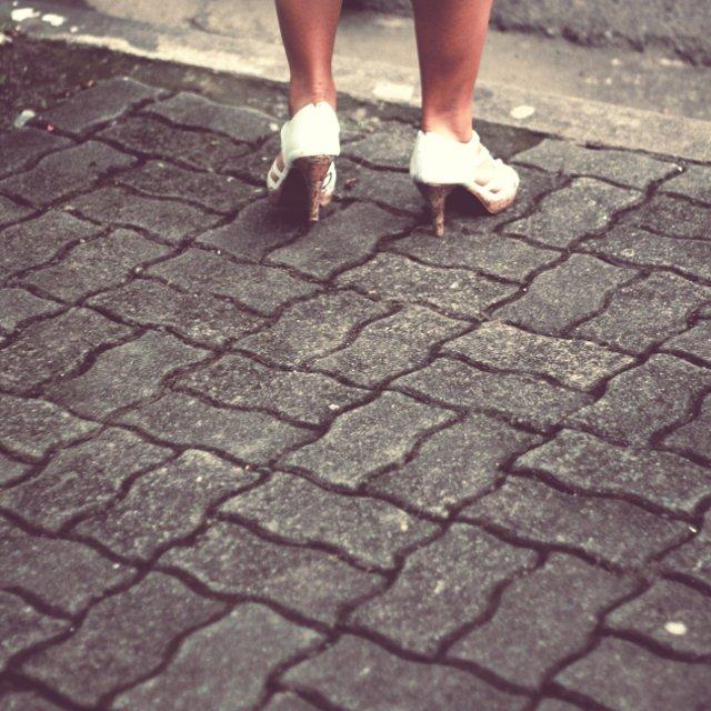 Ailen's shoes
