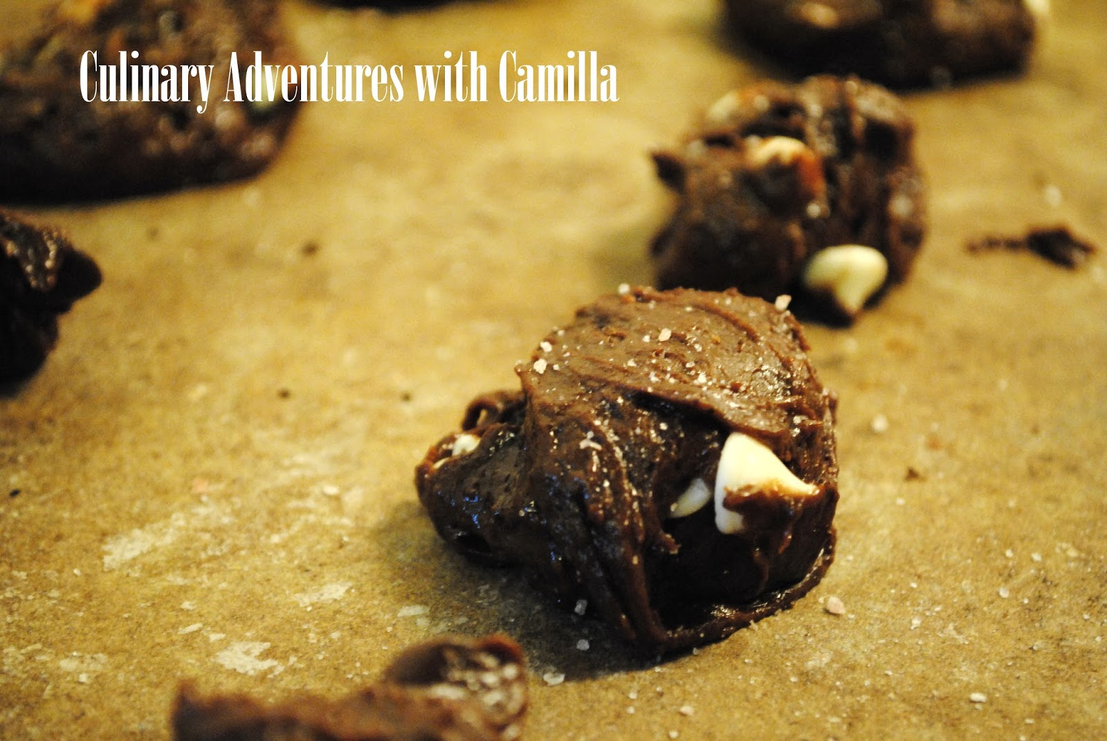Culinary Adventures with Camilla: Salted Mayan Chocolate ...