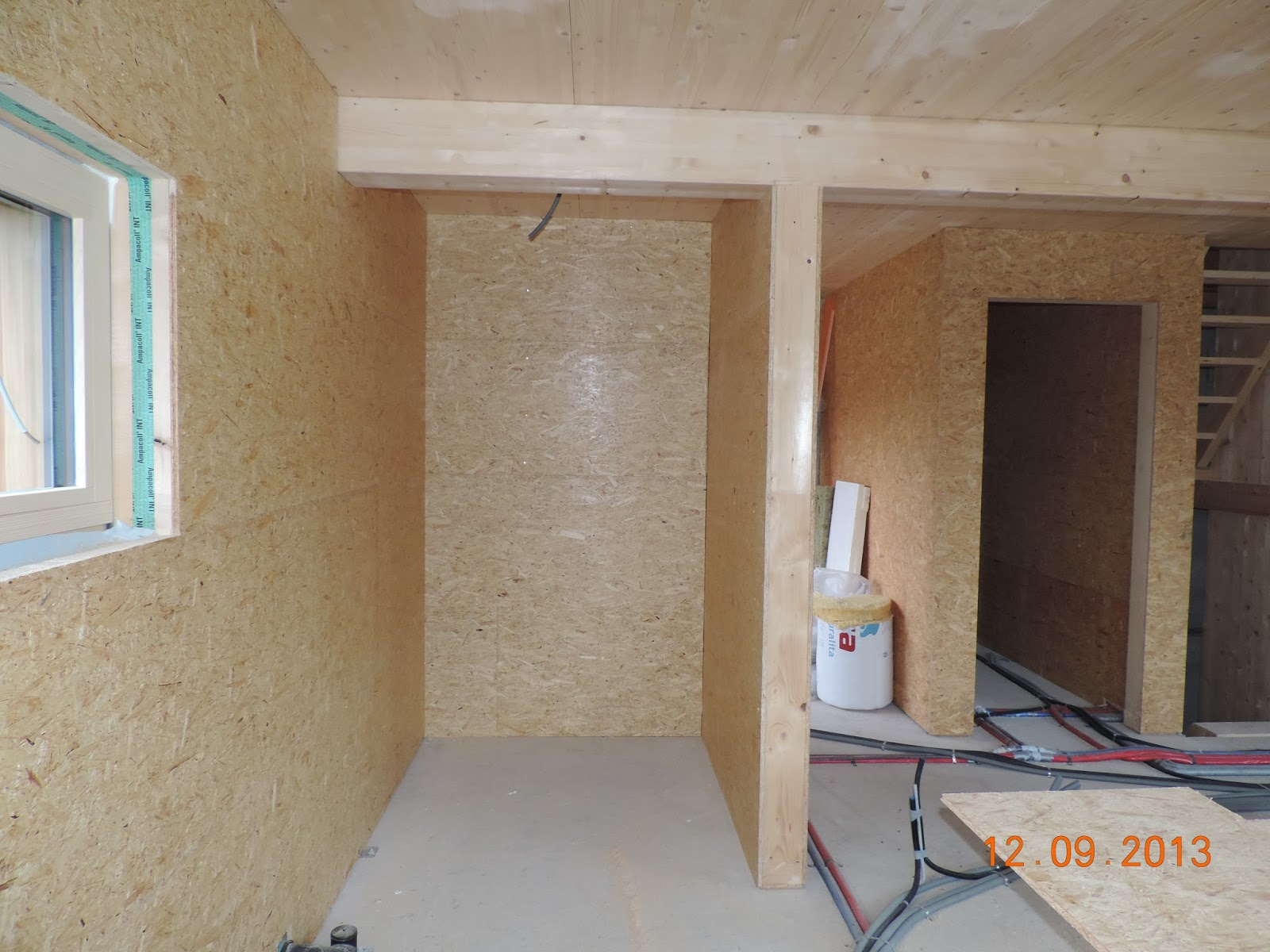 hausbau tagebuch von kathrin und kraxi september 2013. Black Bedroom Furniture Sets. Home Design Ideas