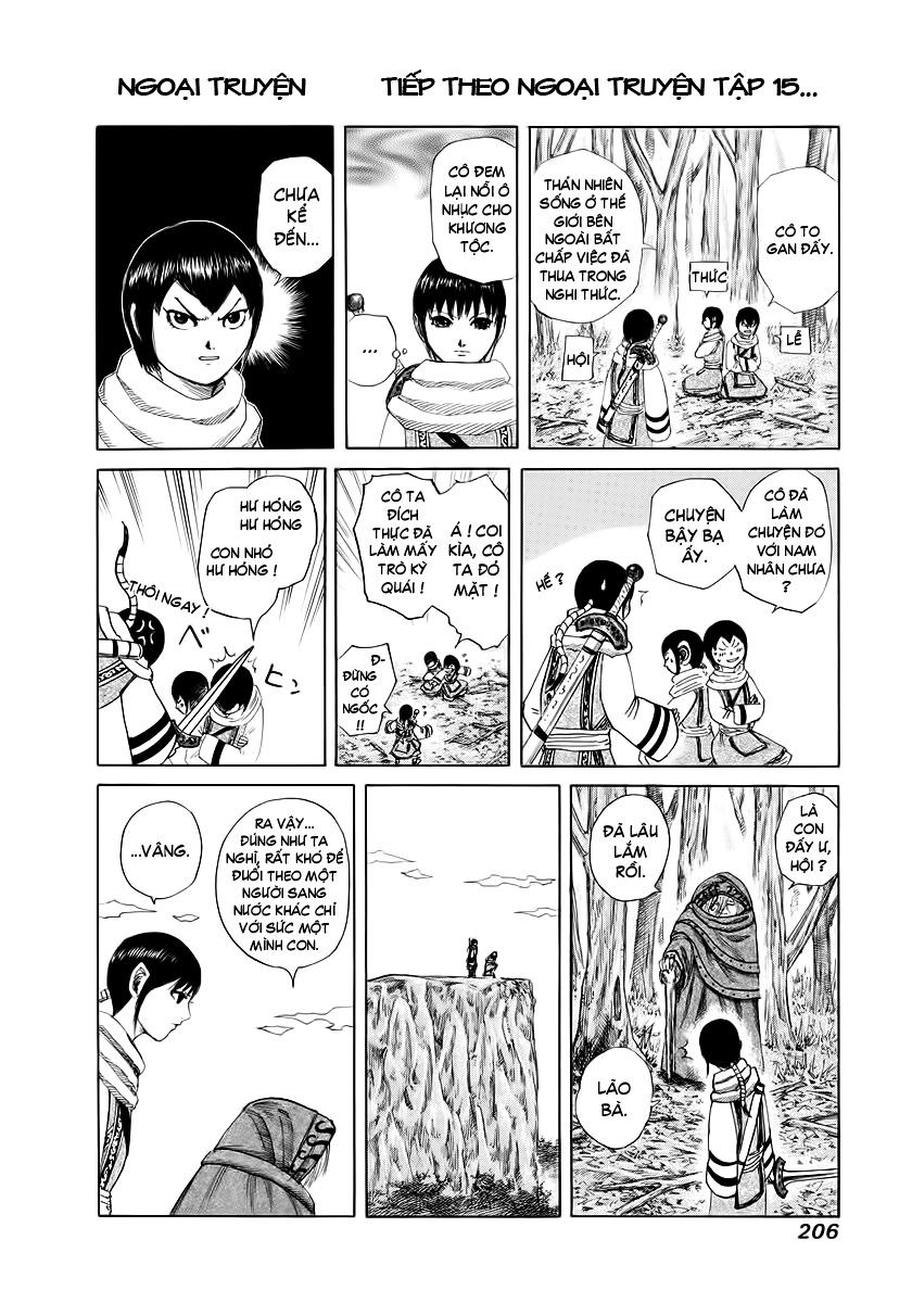 Kingdom – Vương Giả Thiên Hạ (Tổng Hợp) chap 173 page 21 - IZTruyenTranh.com