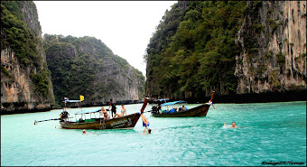 Maya Bay Island, Phuket Thailand