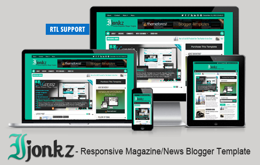 Download Template Ijonkz Premium Responsive