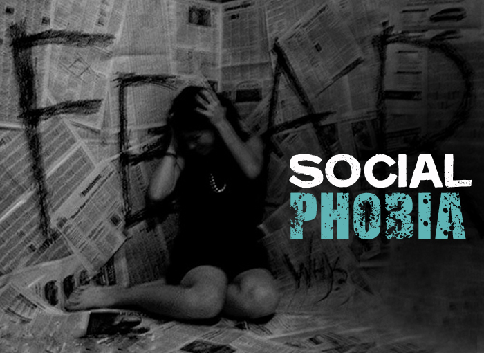 social phobia This brochure discusses symptoms, causes, and treatments for social anxiety disorder (also called social phobia), a type of anxiety disorder associated with intense, persistent fear of being watched and judged by others.