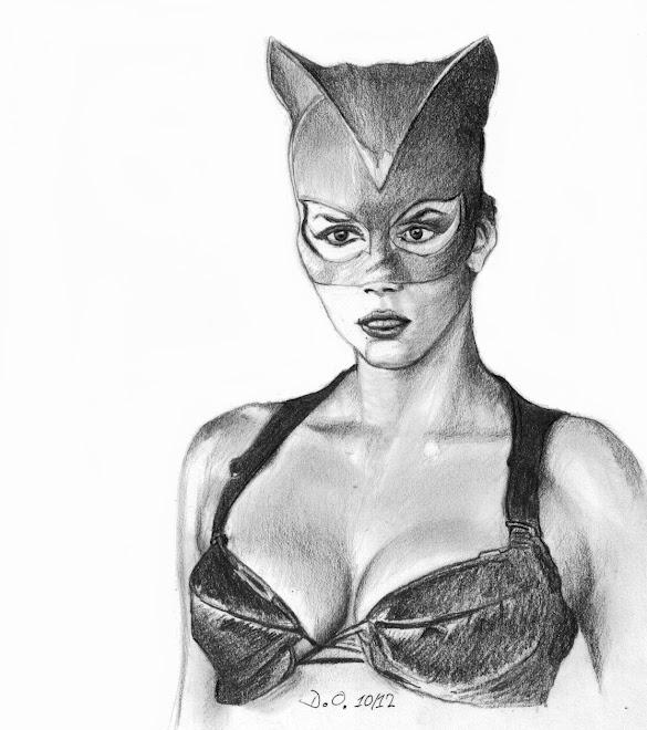 Catwoman histoire fantastique film (2012)