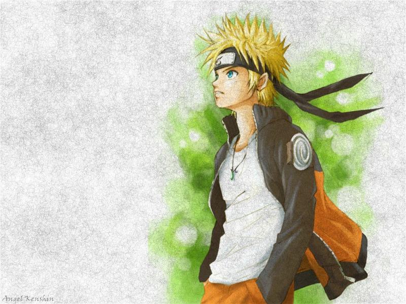 Foto - Foto Gambar Kartun Naruto