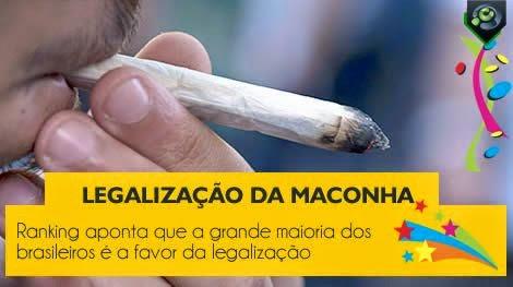 A legalização da maconha traz benefícios para toda humanidade