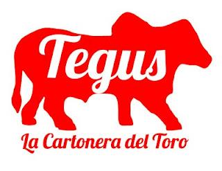 Tegus, La cartonera del Toro