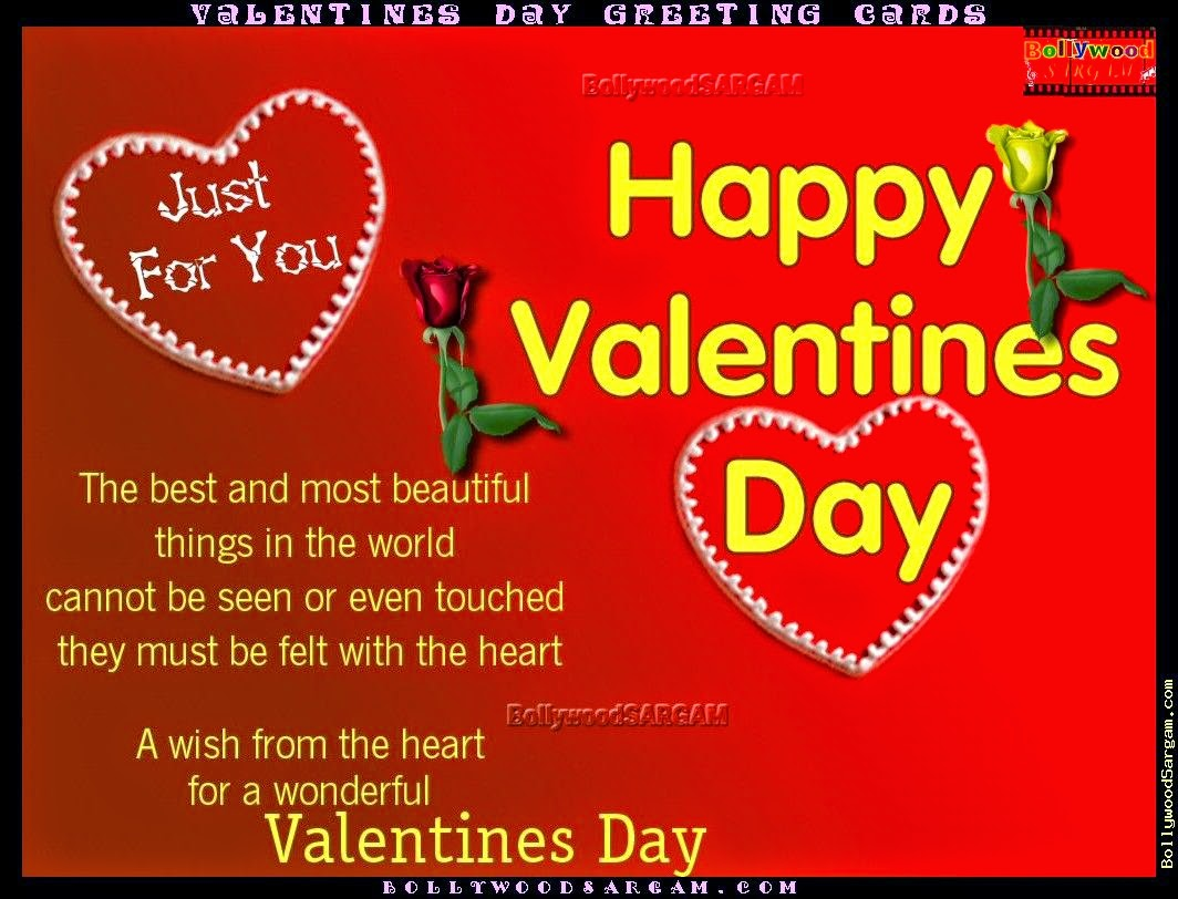 Happy valentines day 2016 greeting cards m4hsunfo