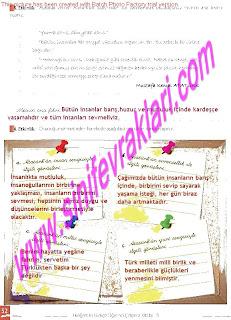 8.Sinif Turkce Enderun Yayinlari Calisma Kitabi Cevaplari Sayfa 52