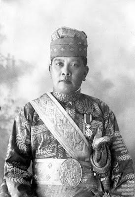 Amaluddin Sultan Al Sani Perkasa Alam Shah