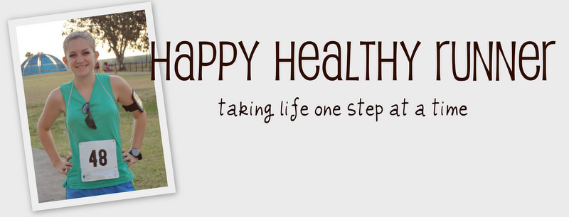 Happy Healthy Runner
