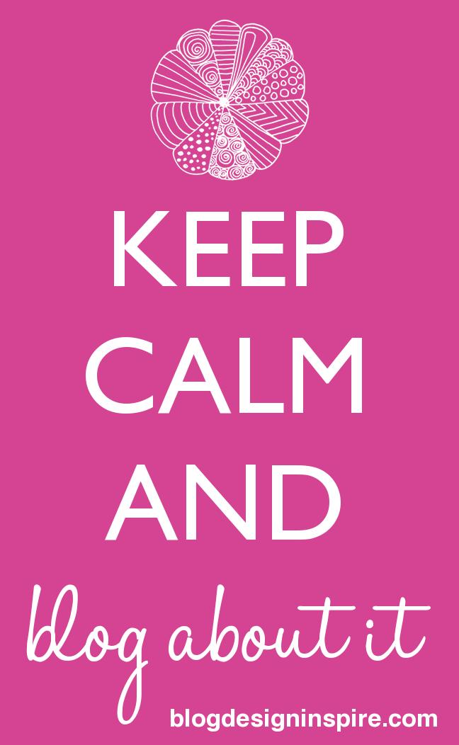 Stelladineve il blog di giulia chevron keep calm and for Keep calm immagini