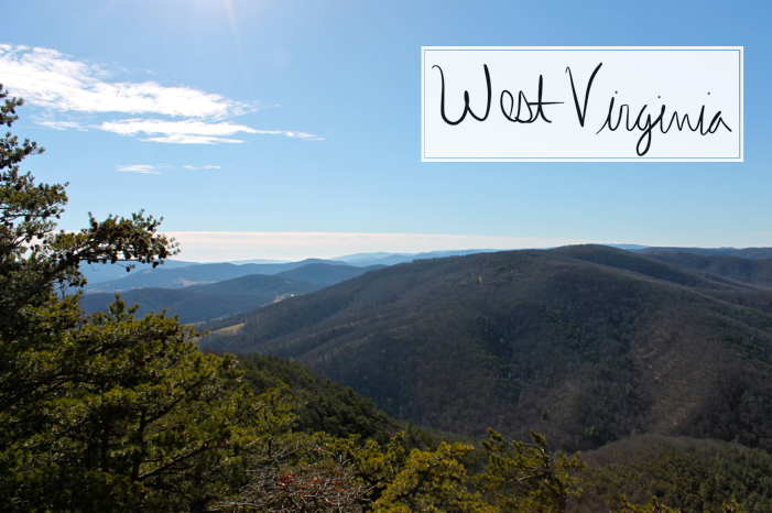 west virginia by one carry-on travel