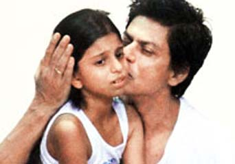 Shahrukh Khan's daughter Suhana, was admitted to Lilavati