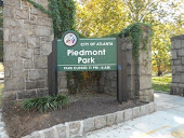 Piedmont Park - A Great Place to Train in Atlanta!