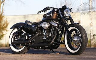 Harley Davidson Street Rod Mods Windshield