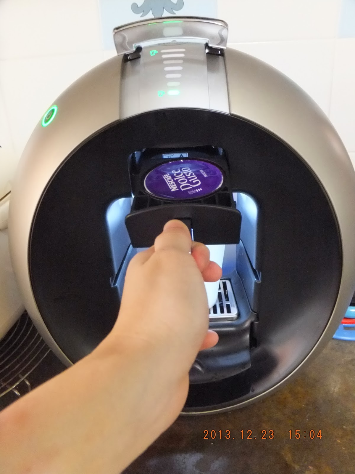 nescafe dolce gusto coffee machine instructions