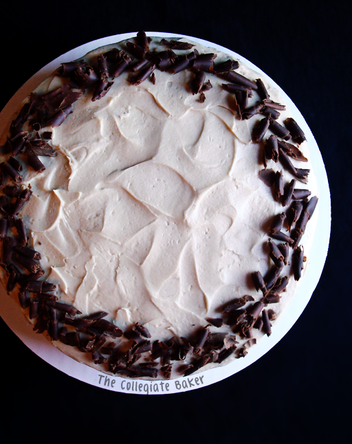 ... Collegiate Baker: Chocolate Kahlua Cake with White Russian Frosting