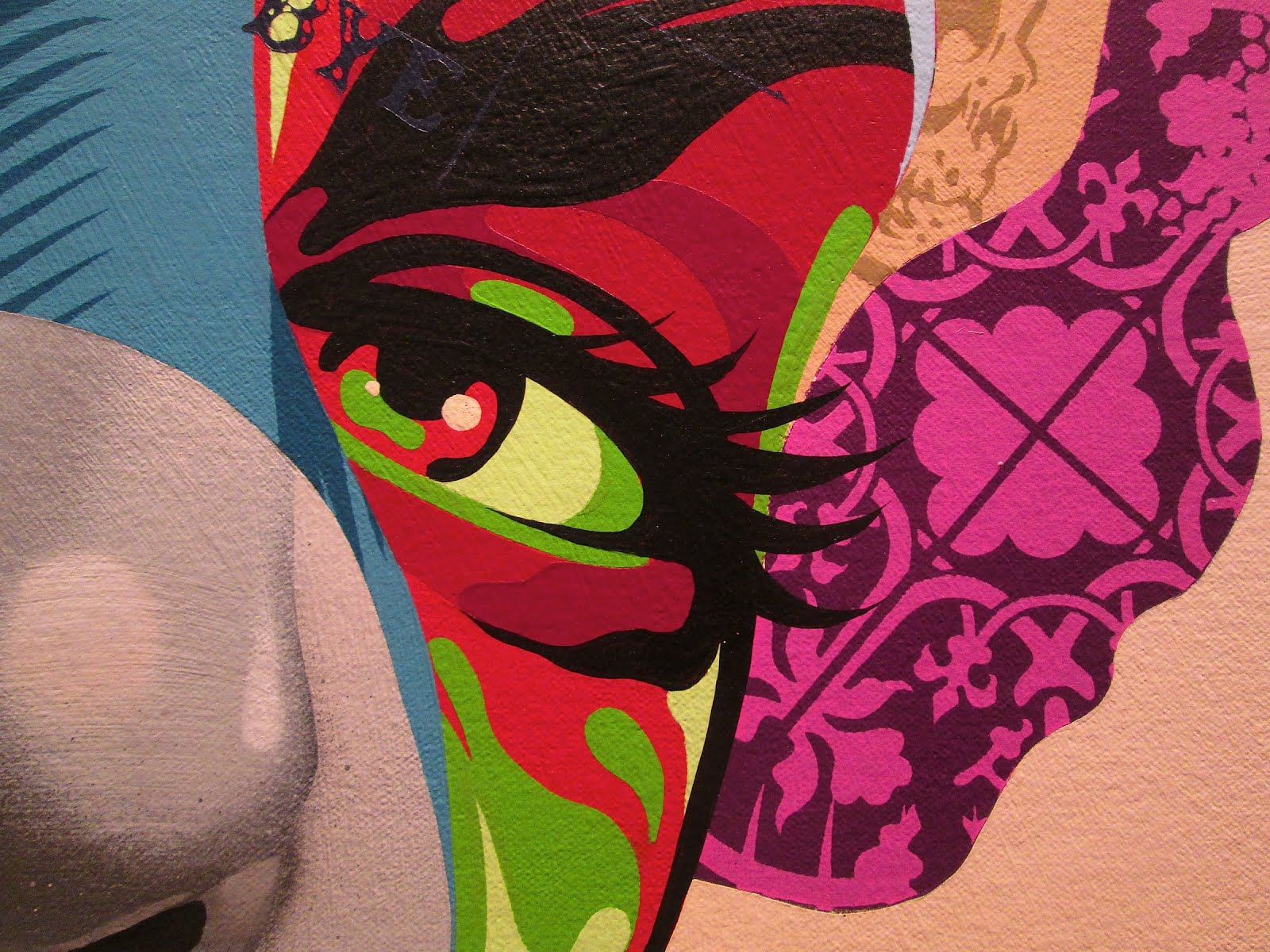 TRISTAN EATON : The Painter