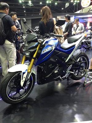 Intip Spesifikasi Yamaha MT-15
