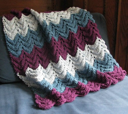 Project Linus Security Blanket - Free Pattern
