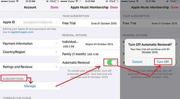 Cách khắc phục lỗi trừ tiền từ iphone 5s lock