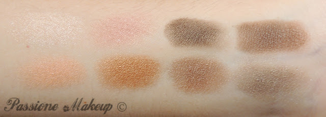 Essence palette Sun Club Long Beach swatch