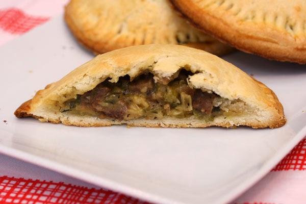 Louisiana Meat Pies