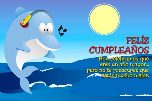 imagenes chistosas para cumple años - Postales de cumpleaños graciosas Tarjetas gratuitas